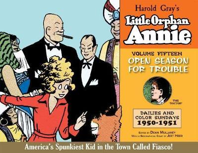 Complete Little Orphan Annie Volume 15 by HAROLD GRAY image