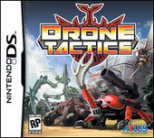 Drone Tactics for Nintendo DS