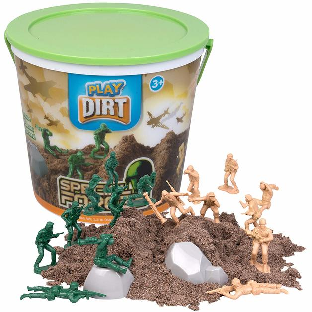 Play Dirt - Special Forces
