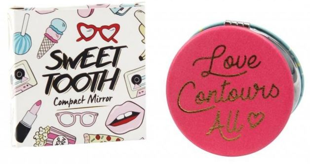 Sweet Tooth: Love Contours All Compact Mirror