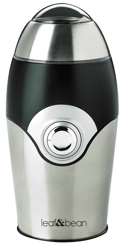 Leaf & Bean: Electric Coffee Grinder (10.5x10x20cm)