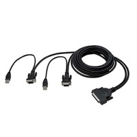 Belkin Dual-Port USB KVM Cable 1.8m for Enterprise and Pro3 KVM Switches