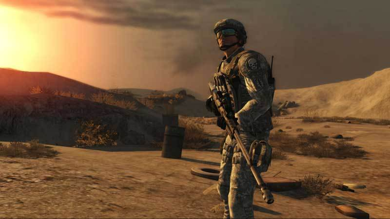 Tom Clancy's Ghost Recon: Advanced Warfighter 2 for PS3 image