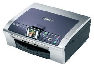 """Brother DCP330C Inkjet Digital Copier Print Copy and Scan with 2"""" Colour LCD"""