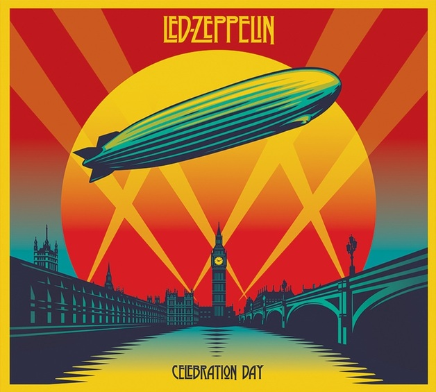 Celebration Day [Deluxe Edition] (2CD+Blu-ray+DVD) by Led Zeppelin