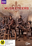 The Musketeers Season 2 DVD