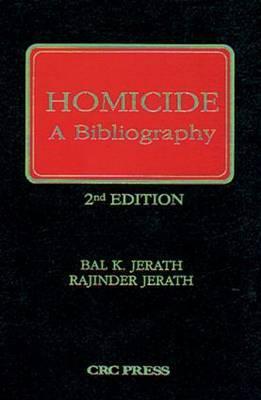 Homicide by Bal K. Jerath