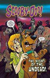 Scooby-Doo and the Night of the Undead! by Paul Kupperberg