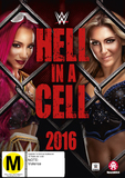 Wwe: Hell In A Cell - 2016 DVD