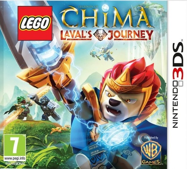 LEGO Legends of Chima: Laval's Journey for 3DS