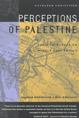 Perceptions of Palestine by Kathleen Christison image