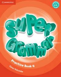 Super Minds Level 4 Super Grammar Book by Herbert Puchta