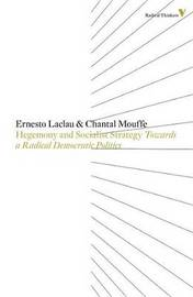 Hegemony and socialist strategy by Ernesto Laclau