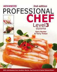 Advanced Professional Chef Level 3 Diploma by Terry Tinton