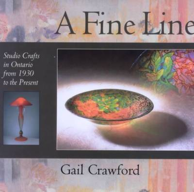 A Fine Line by Gail Crawford image