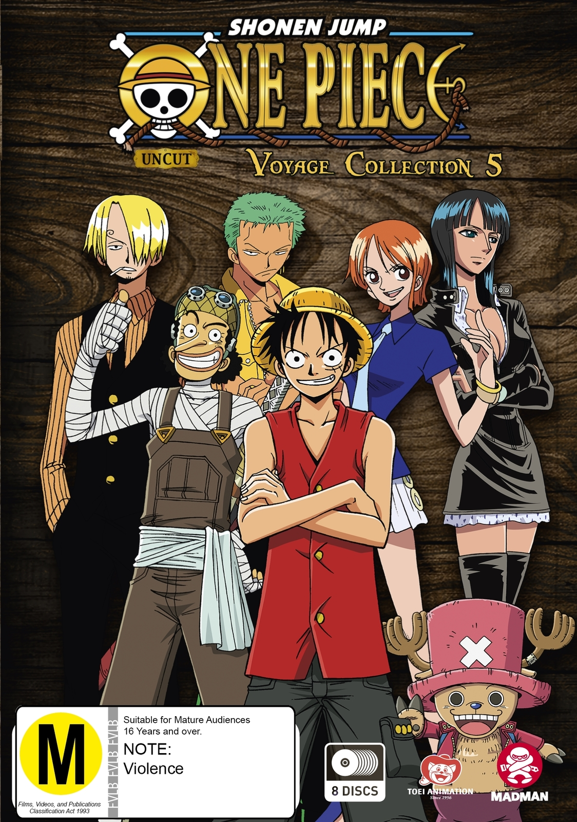 One Piece: Voyage - Collection 5 image