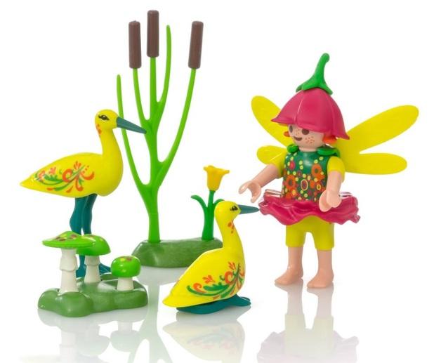 Playmobil: Fairies - Fairy Girl with Storks (9138)