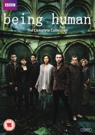 Being Human Series 1-5 on DVD