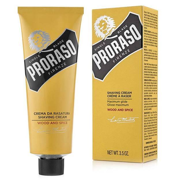Proraso: Wood Spice Shaving Cream Tube