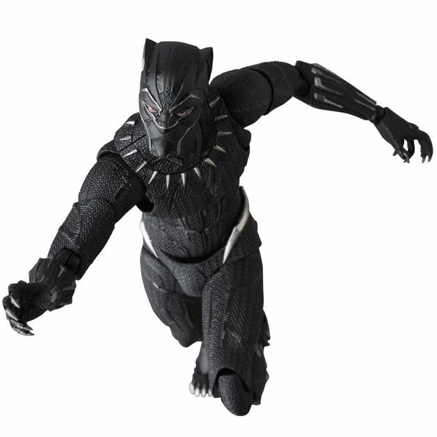 MAFEX Black Panther - Action Figure