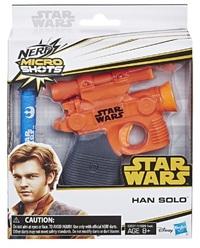 Nerf: Star Wars Microshots Blaster - Han Solo image