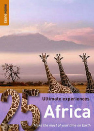 Africa: 25 Ultimate Experiences by Rough Guides image