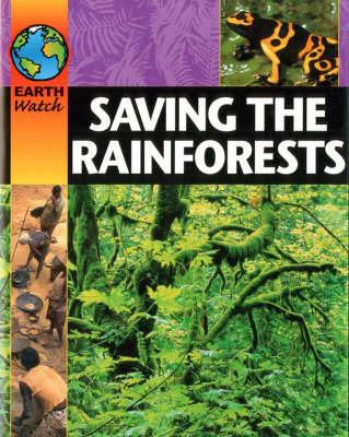 Saving the Rainforest by Sally Morgan image