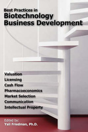 Best Practices in Biotechnology Business Development image