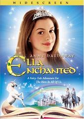 Ella Enchanted on DVD