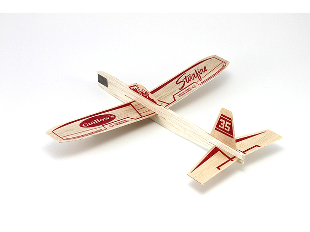 "Starfire Balsa Glider 12"""
