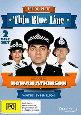 The Thin Blue Line - The Complete Collection on DVD image
