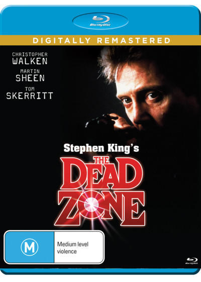 The Dead Zone on Blu-ray image