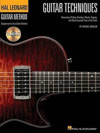 Guitar Techniques (Book And CD) by Michael Mueller