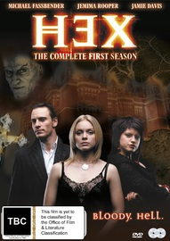 Hex - Season 1 on DVD