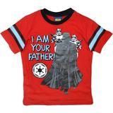 Star Wars Darth Vader T-Shirt (Size 4)