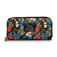 Loungefly Disney Stitch Hawaiian Print Wallet