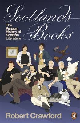 Scotland's Books by Robert Crawford image