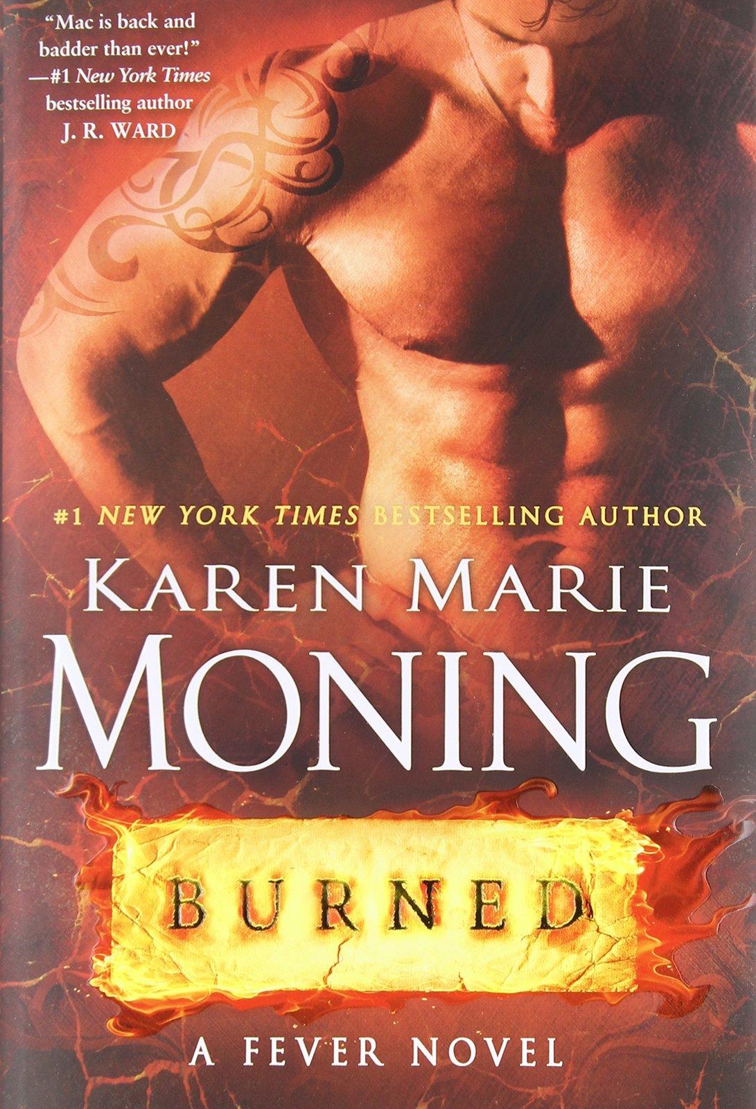 Burned by Karen Marie Moning image
