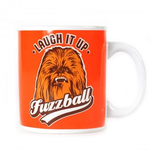 Star Wars: Fuzzball - Novelty Mug image