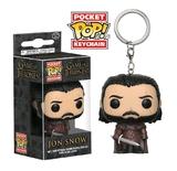 Game of Thrones (S8) - Jon Snow Pocket Pop! Keychain