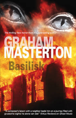 Basilisk by Graham Masterton