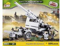 Cobi: World War 2 - 8.8 cm Flak Gun 36/37