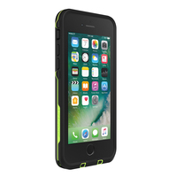 LifeProof Fre Case for iPhone 7/8 - Black Lime