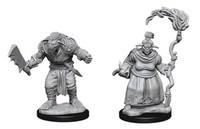 Pathfinder Deep Cuts: Unpainted Miniature Figures - Bugbears image