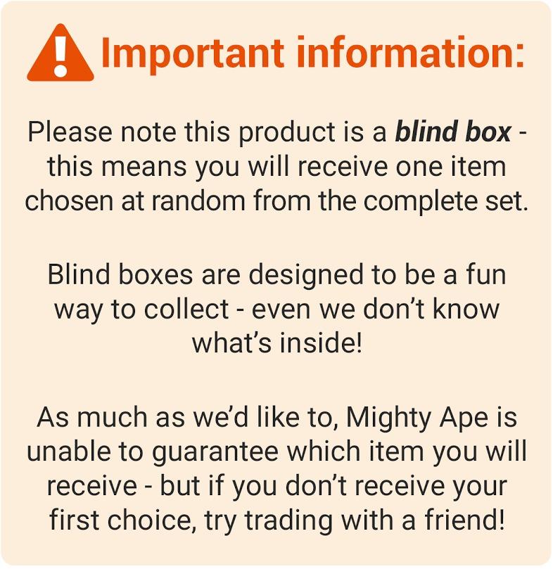 Super Mario Odyssey: Bottle Cap Collection - Minifigure (Blind Box) image