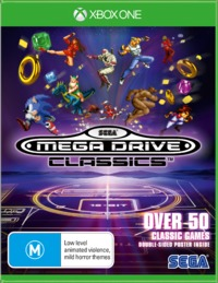 SEGA Mega Drive Classics for Xbox One