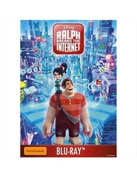 Ralph Breaks The Internet on Blu-ray