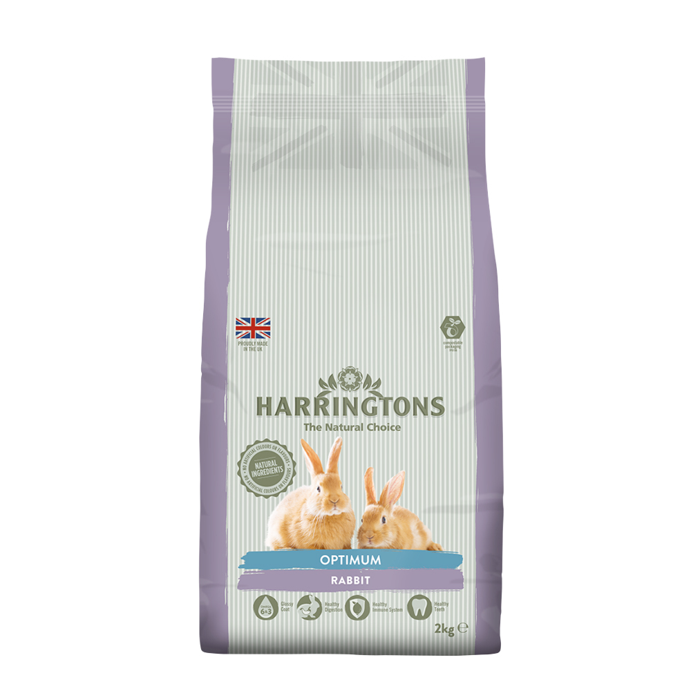 Harringtons: Rabbit Food 2kg image