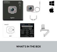 Logitech Full HD StreamCam USB-C (White) for