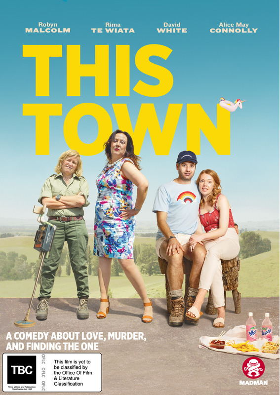 This Town on DVD